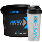 COMPLETE ALL IN ONE - CREATINE HMB - ALL FLAVOURS - 4KG FROM MATRIX NUTRITION