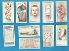 Wills original cigarette cards - FIRST AID 1915 - INDIVIDUAL CARDS