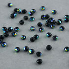 Free shipping 400pcs #5040 Crystal 4mm Rondelle Beads