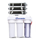 7-Stage Aquarium Reef RO/DI Reverse Osmosis Water Filter System 0ppm Ultra pure