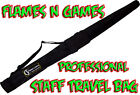 Flames N Games Single Pro Staff Travel Bag -Ideal For All Fire & Practice Staffs