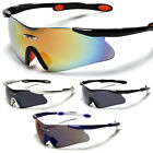 Xloop Outdoor Sports Men's Sunglasses Cycling Bike Riding Glasses Black Blue NEW