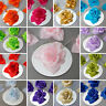 12 pcs CRAFT Silk ROSES Flowers - Wedding FAVORS Decorations Discounted SUPPLIES