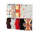 Flip Leather Wallet Credit Card Case Cover for Apple iPhone 5S & iPhone SE