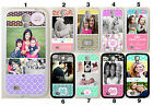 custom cover photo - Personalized PHOTO MONOGRAM CASE COVER FOR SAMSUNG GALAXY S9 S8 S7 Custom IMAGE