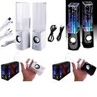 Water Dancing Fountain Light Portable Audio LED Speakers For B5510 N More