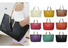 Fashion Women Lady Candy PU Leather Messenger Tote Handbag Shoulder Bag Hobo