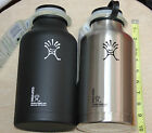 64 oz Hydro Flask Growler INSULATED STAINLESS STEEL water bottle hydroflask beer