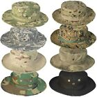 New Mens Hunters Fishing Bush Hat Women all sizes camouflage Boonie Cap shooting