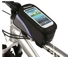 "Roswheel 5.5"" Bike Bicycle Frame Pannier Front Tube Touch Bag Case For Phone"