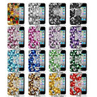 D Bling Crystal Hard Skin Case Cover For iPod Touch 4G 4th Generation 4 G Gen
