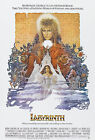 """LABYRINTH""..David Bowie Jennifer Connelly..1986 Movie Poster A1A2A3A4Sizes"