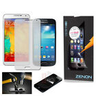 9H Zenon Bullet/Shock Proof Clear screen Protector film cover for Galaxy Series