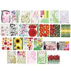 Flower Floral DIY Instant Home/Office/Apartment Decor Wall Sticker Decal Sheet