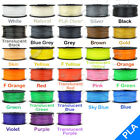3D Printer Filament 1.75mm 3mm ABS PLA 1kg 2.2lb RepRap Marker Bot 30+ Colors <br/> EXTRA 10% OFF WHEN YOU BUY 3+ / FREE SHIPPING for US