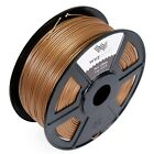 3D Printer Filament 1.75mm 3mm ABS PLA 1kg 2.2lb RepRap Maker Bot 30+ Colors
