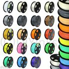3D Printer Filament 1.75mm 3mm ABS/PLA 1kg/2.2lb RepRap MarkerBot 30+ Colors