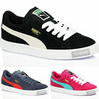 KIDS JUNIOR YOUTHS CLASSIC PUMA SUEDE LEATHER LACE SPORTS TRAINERS SHOES SIZE