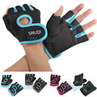 NEW Sport Cycling Fitness GYM Half Finger Weightlifting Gloves Exercise Training