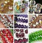 Wholesale!!  New 15 Colors Crystal Loose Beads 4x6mm /6x8mm