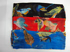LADIES BEAUTIFUL BIRD  PRINT VERY LIGHT LARGE SCARF SHAWL WRAP