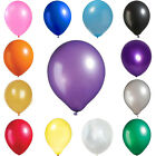 "100 pcs 12"" Metallic LATEX BALLOONS Wedding Party Decorations Supplies on SALE"