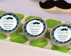 12 My Little Man Personalized Boy Baby Shower Birthday Baptism Candy Tins Favors