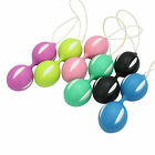 On String Weighted Female Kegel Vaginal Tight Exercise Smart Duotone Ben Wa Ball