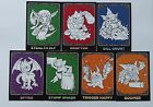 TOPPS SKYLANDERS GIANTS  TRADING COLOUR- IN CARDS OR VARIOUS SETS  CHOOSE