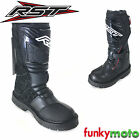 RST KIDS MX2 BOOTS MX 2 OFF ROAD ENDURO MOTORBIKE CROSS BOOT CHILDREN BLACK