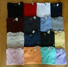Polo Ralph Lauren New NWT V - NECK Logo T Shirt Assorted Colors S M L XL XXL
