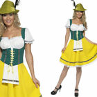 OKTOBERFEST GERMAN/SWISS HEIDI BAVARIAN BEER MAID FANCY DRESS COSTUME SIZE 8-18