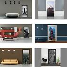 Door Mural Poster Wall Paper Home Decoration Art (0.95x2.1)mt Include Free Paste