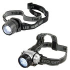 High Power LED Flashlight Headlamp Torch Headlight For Camping & Outdoor Use