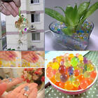 2/10/50Bags New Pearl shaped Crystal Soil Water Beads Mud Grow balls Wedding