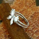 STERLING SILVER BUTTERFLY RING SOLID .925 /NEW SIZE J-Y JEWELLERY