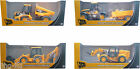 JCB 1:32 Scale Construction Toy Vehicles Dump Truck Fork Lift Tractor Trailer