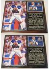 Jim Kelly Legendary Buffalo Bills Quarterback Photo Plaque Hall of Fame on eBay