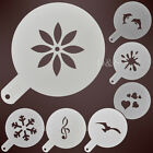 Multi-styles New Fondant Gum Paste Cookie Cake Stencil Decorating Tool Dia 11mm