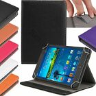"""Universal Luxury PU Leather Stand adjustable Case For 9"""" to 11"""" Inch Tablet iPad"""