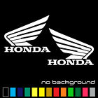 Honda Wing Logo Sticker Vinyl Decal Emblem Motorcycle Tank 929 F3 F4 1000 900rr