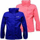 Regatta Spellbind Girls Jacket Kids Waterproof & Breathable Ripstop RKW125E