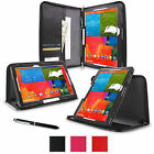 roocase Executive Portfolio Leather Case Cover for Galaxy Note Pro / TabPro 12.2
