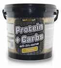 NUTRISPORT PROTEIN AND CARBS ALL IN ONE 5KG ALL FLAVOURS WHEY CREATINE BCAA