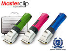 Cordless Horse Trimmer Clipper in Pink Green or Blue - Masterclip Showmate