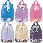 Urban Beach Girls Ladies Canvas Duffle Beach Bag Summer Holiday Camping Surf Gym