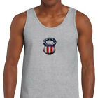 KETTLEBELL Weight Lifting Training T-shirt Crossfit Gymn Fitness Men's Tank Top