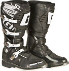 NEW GAERNE SG-10 MOTOCROSS MX DIRTBIKE OFFROAD BOOTS BLACK ALL SIZES