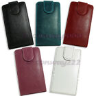 New high quality leather case for Alcatel One Touch Evolve 5020T 5020