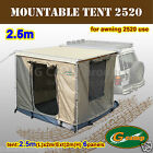 G CAMP MOUNTABLE 2.5M AWNING ROOF TOP TENT CAMPER TRAILER 4WD 4X4 CAR RACK
